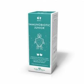 Prodeco Pharma GSE IMMUNOBIOTIC JUNIOR 120 g di polvere