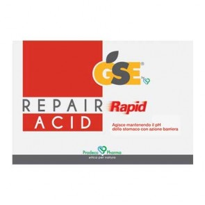 Prodeco Pharma GSE Repair Rapid Acid  12 compresse