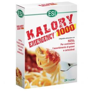 Esi Kalory Emergency 1000 Integratore dietetico 24 ovalette