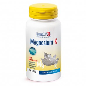 LongLife MagnesiumK  60 capsule