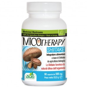AVD Reform Micotherapy Shiitake 90 capsule