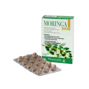 Pharmalife Research - Moringa 100% - 60 Compresse