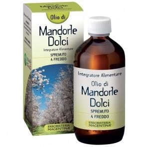 Erboristeria Magentina Olio di Mandorle Dolci - integratore alimentare   250 ml