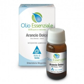 Erboristeria Magentina Olio Essenziale Arancio Dolce 10 ml