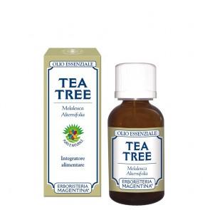 Erboristeria Magentina Olio Essenziale Tea Tree 30 ml