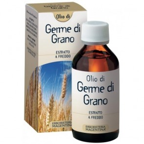 Erboristeria Magentina Olio di Germe di Grano 100 ml