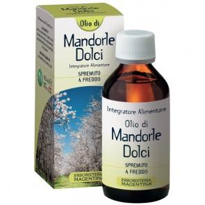 Erboristeria Magentina Olio di Mandorle Dolci - integratore alimentare   100 ml