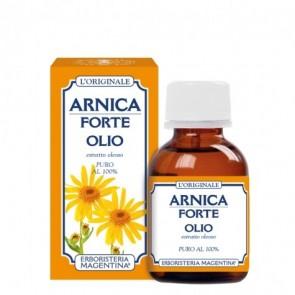 Erboristeria Magentina Olio Puro 100% Arnica Forte  50 ml