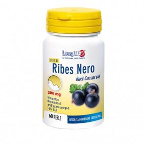 LongLife Olio di Ribes Nero500mg  60 perle