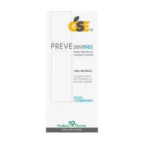 Prodeco Pharma GSE Preve DentiFREE Pasta Dentifricia Gengive Sensibili