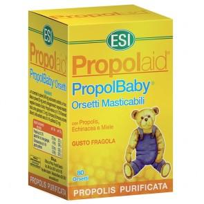 Esi PropolBaby Orsi Caramelle alla Propoli ed Echinacea  80 tavolette