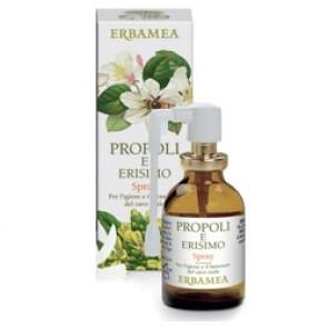 Erbamea Propoli e Erisimo spray 20 ml