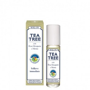 Erboristeria Magentina Roll On Tea Tree 10 ml