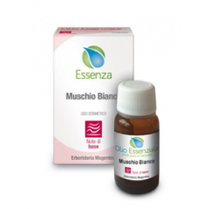 Erboristeria Magentina Essenza Muschio Bianco 10 ml