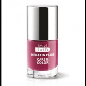 My Nails Keratin Plus Care & Color 006 ORCHIDEA