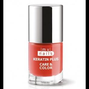 My Nails Keratin Plus Care & Color 008 CORALLO