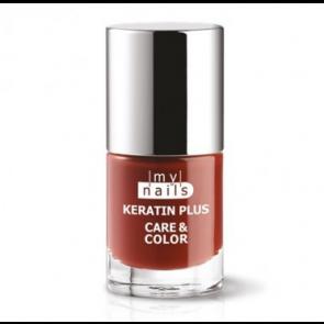 My Nails Keratin Plus Care & Color 011 MARSALA