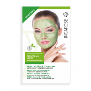 Incarose Bio Cream Mask Purificante - monodose