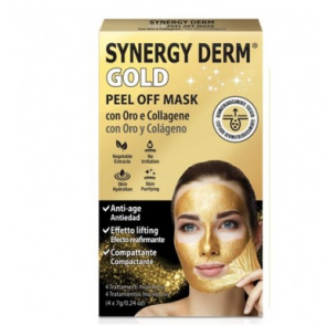 Synergy Derm® Gold Peel Off Mask