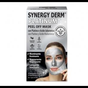 Synergy Derm® Platinum Peel Off Mask 4 tratt. monodose 7 g
