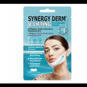 Synergy Derm® V-Lifting Hydrogel Mask 1 trattamento monouso