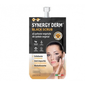 Synergy Derm® Black Scrub 15 ml