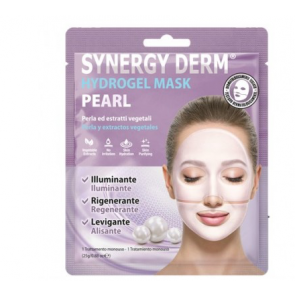 Synergy Derm® Hydrogel Mask Pearl