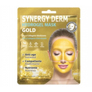 Synergy Derm® Hydrogel Mask Gold