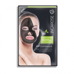 Incarose Bio Mask Innovation Black Mask