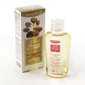 Incarose Riad Argan Olio massaggio corpo - Tonificante 100 ml