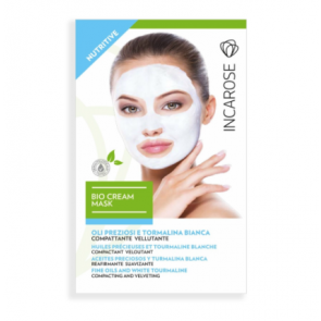 Incarose Bio Cream Mask Nutriente - monodose