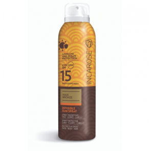 Incarose Invisible Sun Spray - 15+
