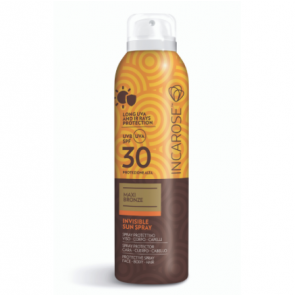 Incarose Invisible Sun Spray - 30+