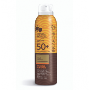 Incarose Invisible Sun Spray - 50+