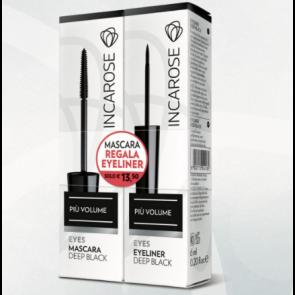 Incarose Promo Più volume Mascara + Eyeliner