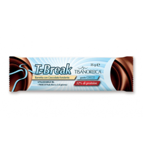 Tisanoreica T-BREAK GUSTO COCCO 35 gr