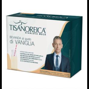Tisanoreica BEVANDA GUSTO VANIGLIA 4 PAT da 28,5g.