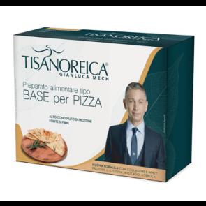 Tisanoreica BASE PER PIZZA  4 PAT da 31,5g