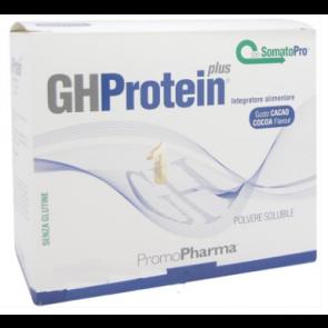 PromoPharma Gh Protein Plus® gusto CIOCCOLATO 20 buste
