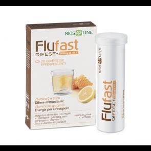 Bios Line FLUFAST DIFESE+ 20 compresse effervescenti