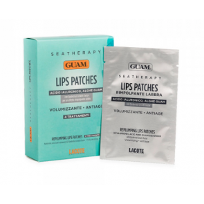 Guam SEATHERAPY LIPS PATCHES RIMPOLPANTE 4 trattamenti