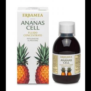 Erbamea Ananas Cell Fluido Concetrato 250 ml