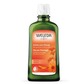 Weleda Olio per Massaggi all'Arnica 200 ml