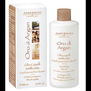 Amerigo ARGAN Olio capelli setificante 100 ml