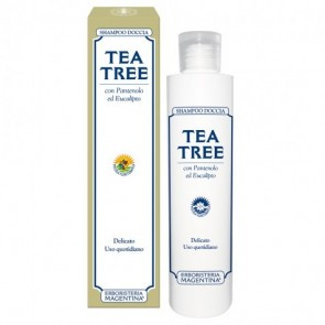 Erboristeria Magentina Shampoo Doccia Tea Tree 200 ml