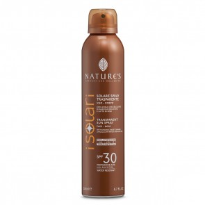 Bios Line Nature's Solare Spray Trasparente SPF 30  200 ml