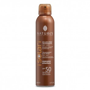 Bios Line Nature's Solare Spray Trasparente SPF 50  200 ml