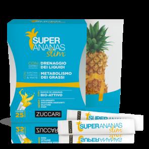 Zuccari Super Ananas Slim 25 bustine da 10ml