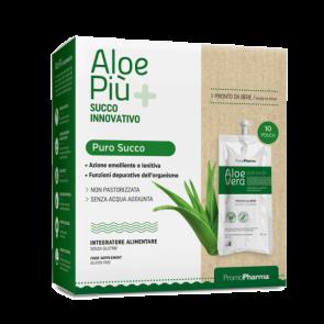 PromoPharma Aloe Più Puro Succo 10 pouch da 50 ml