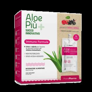 PromoPharma Aloe Più Immuno Formula 10 pouch of 50 ml